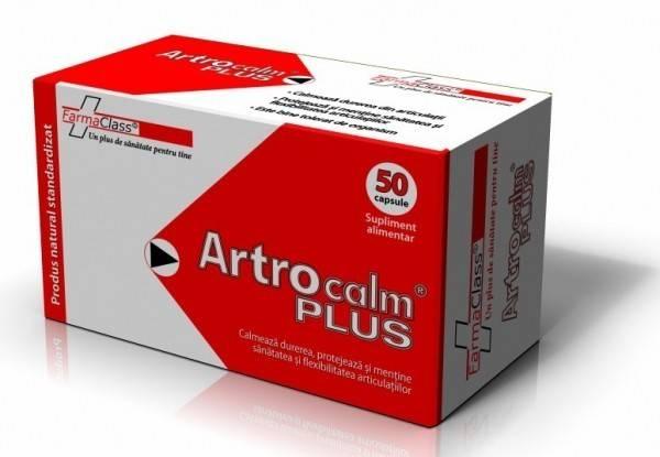artrocalm plus 50cps farmaclass