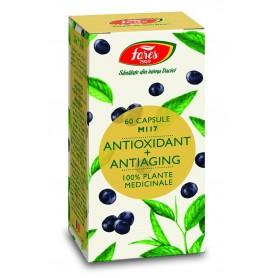ANTIOXIDANT+ANTIAGING 60CPS