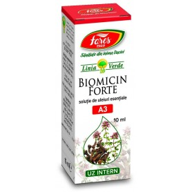 Biomicin Forte Picaturi, 10 ML Fares Orastie