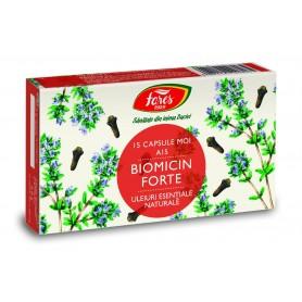 Biomicin Forte (Antibiotic Natural), A15, 15cps
