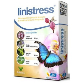 LINISTRESS 20CPS POLIPHARMA
