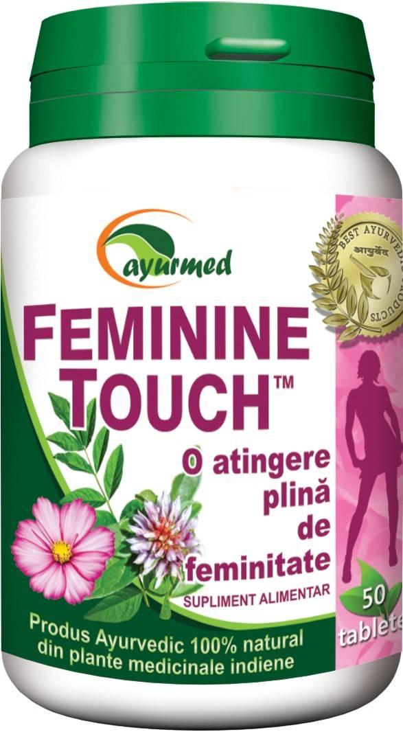 FEMININE TOUCH 50 tablete