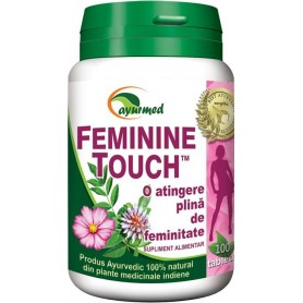 Feminine Touch, 100 tablete, Ayurmed