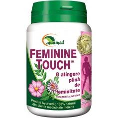 Feminine Touch, 100 tablete, Ayurmed