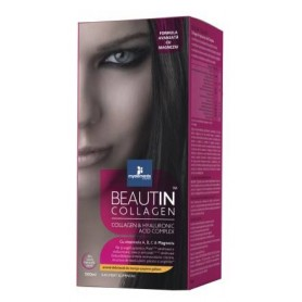 BEAUTIN COLLAGEN MANGO SI MAGNEZIU / MELON LIQUID 500ML