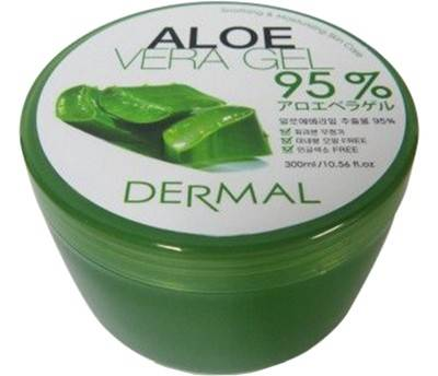 aloe vera gel 95% (uz cosmetic) dermal