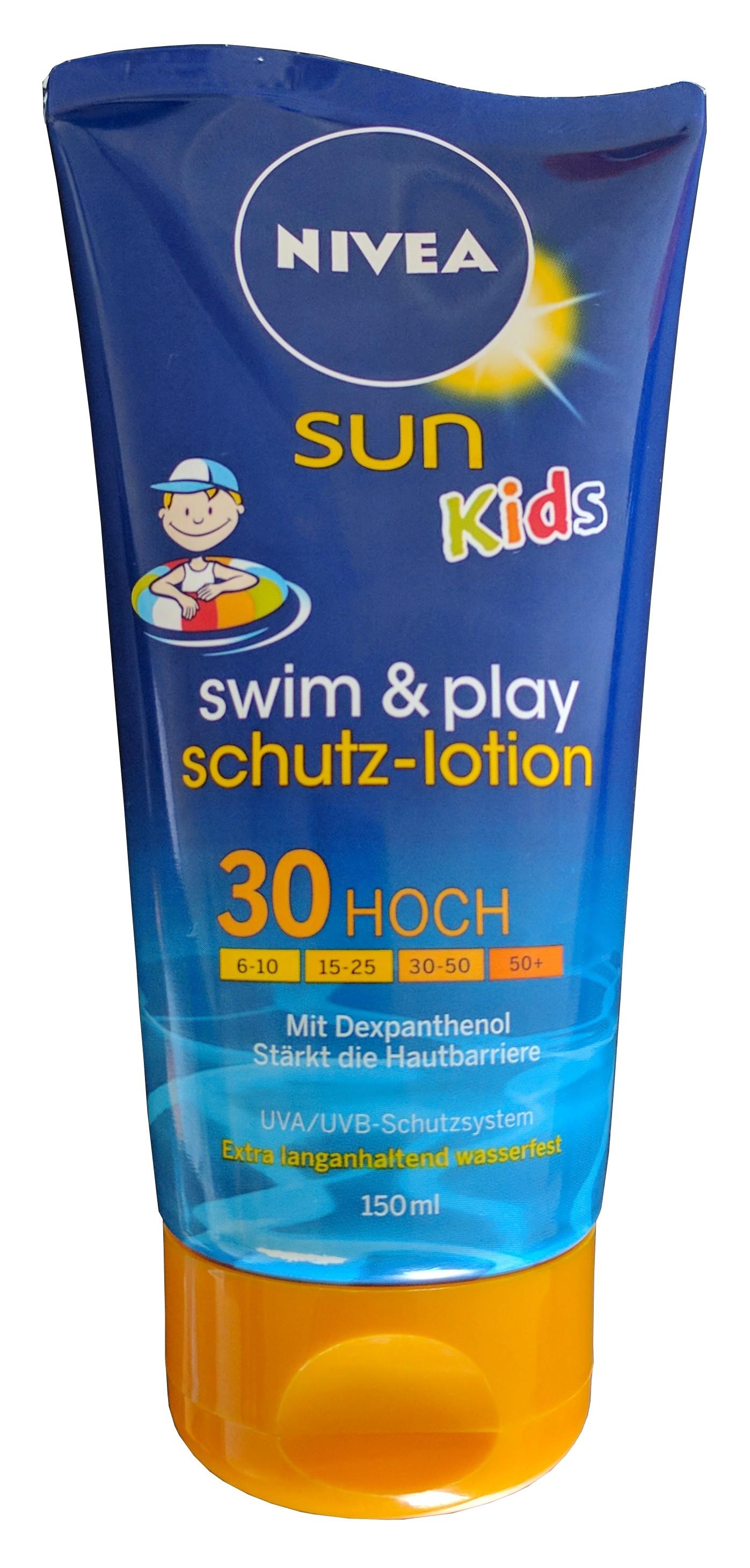Crema Protectie Solara pentru Bebelusi Fps 30