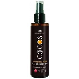 Ulei Spray Pentru Plaja Cocos Spf 15 150ml Cosmetic Plant
