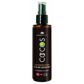 Ulei Spray Pentru Plaja Cocos SPF6 150ML Cosmetic Plant