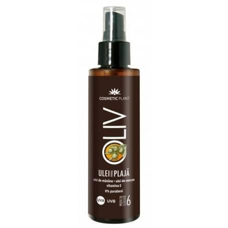 Ulei Spray Pentru Plaja Olive SPF6 150ML Cosmetic Plant