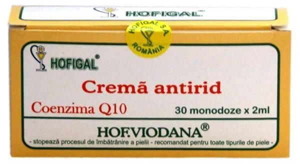HOF.VIODANA - Crema antirid 30 monodoze