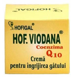 HOF.VIODANA - Crema pentru ingrijire gat 50 ml Hofigal