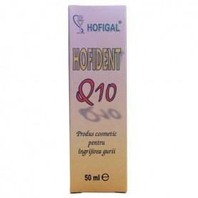 Hofident Q10 - pentru îngrijirea gurii 50ml Hofigal