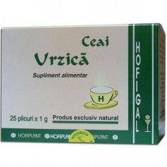 Ceai de Urzica Hofigal - 25 doze