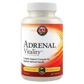 Adrenal Vitality. 60 cps Secom