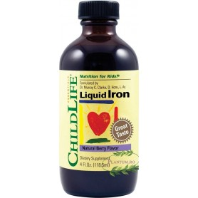 LIQUID IRON 10MG 118.50ML (FIER)