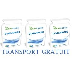 Pachet D-mannose (Manoza) 50tb x3