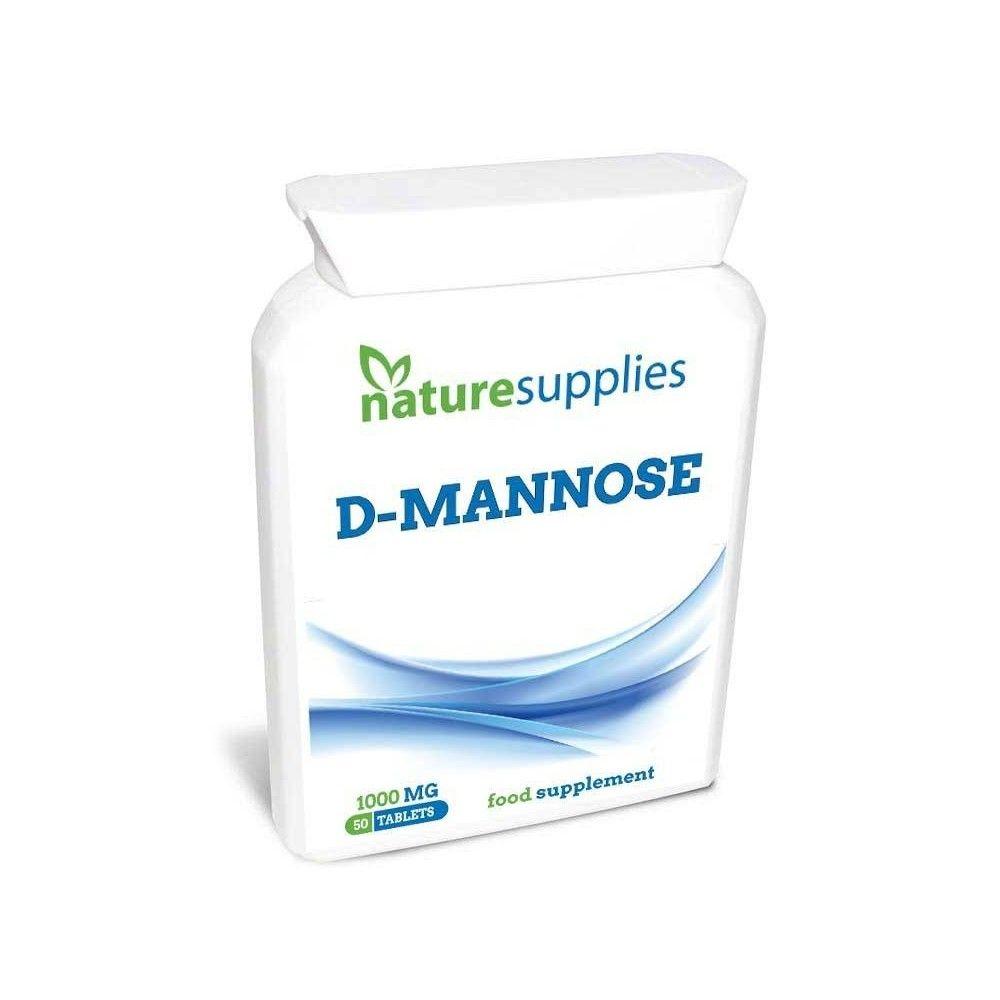 D-mannose cistita