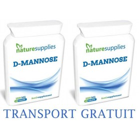 D-mannose (Manoza) 50tb ( Pachet 2 bucati )