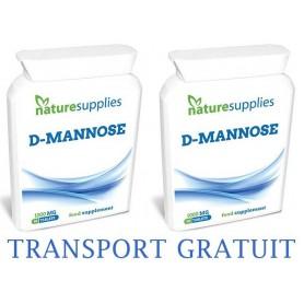 Pachet D-mannose (Manoza) 50tb x2