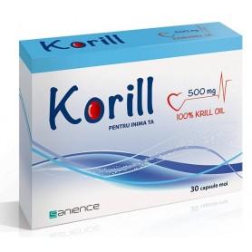 KORILL 500 MG 100%