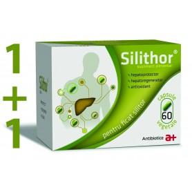 SILITHOR 1+1 CADOU ANTIBIOTICE 60CPS