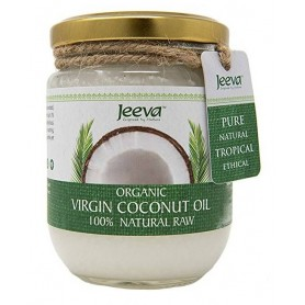 Ulei de Cocos 200ml Raw Organic Extra Virgin - Certificat Kosher