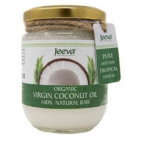 Ulei de Cocos 200ml Raw Organic Extra Virgin - Certificat Kosher