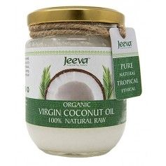 Ulei de Cocos 200ml Raw Organic Extra Virgin - 52% Acid Lauric si Certificat Kosher