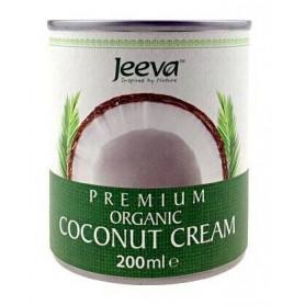 Crema de lapte de Cocos 200ml Jeeva