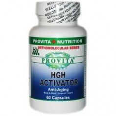 HGH ACTIVATOR (ANTI-AGING) 60CPS