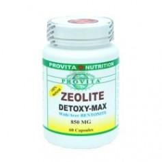 ZEOLITE DETOXY MAX 850MG 60CPS