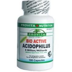 ACIDOPHILUS BIO ACTIVE 100CPS