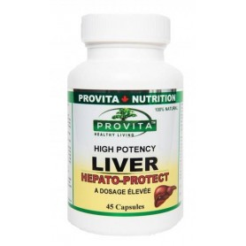 LIVER HEPATO-PROTECT 45CPS