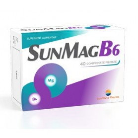 SunMag B6 40Cpr Sun Wave Pharma