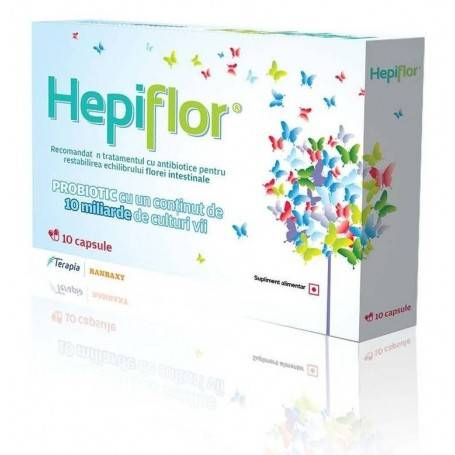 Hepifor 10Cps Terapia