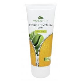 Crema Anticelulita cu Cafea Verde Forte, 200 ml, Cosmetic Plant