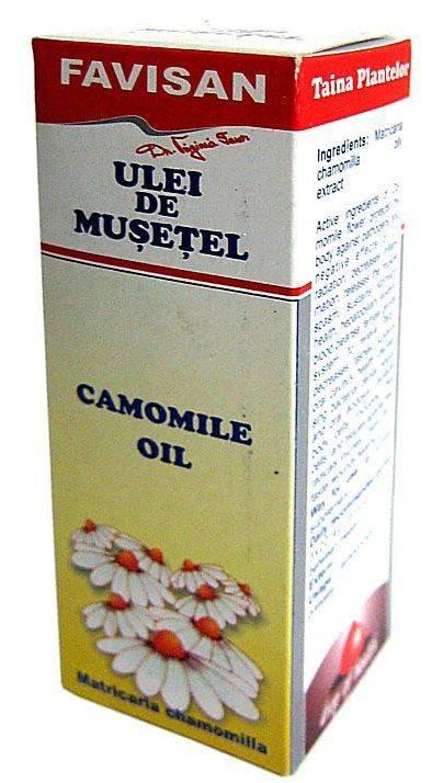 Ulei de Musetel 30 ml Favisan