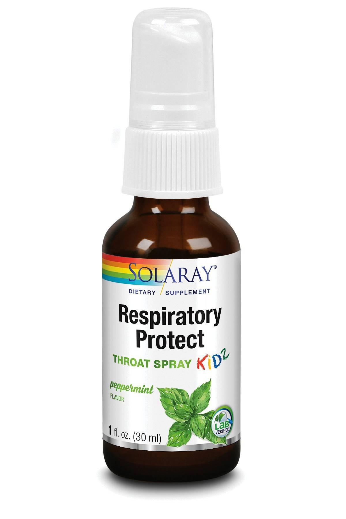 Respiratory Protect Throat Spray KIDZ 30ml