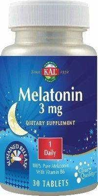 Melatonin 3mg 30 tablete