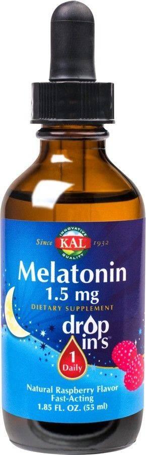 Melatonin DropIns 1.5mg 55ml