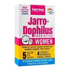 Jarro-Dophilus Women 30cps veg gastrorezistente