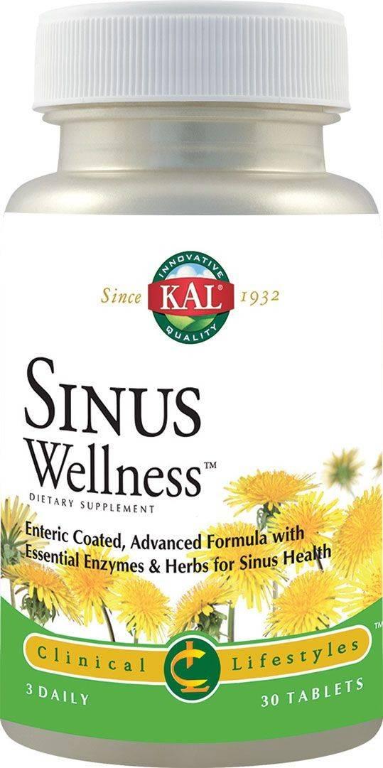 Sinus Wellness 30tb ActivTab