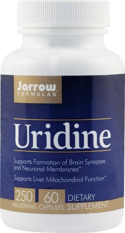 uridine 250mg 60cps
