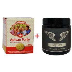 Apisan forte 300g + Angel's Tea 28g