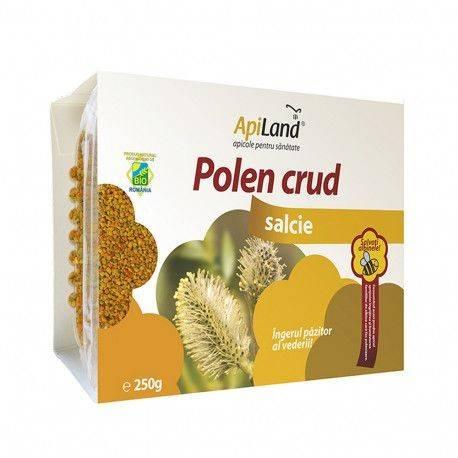 polen crud salcie 250gr apiland