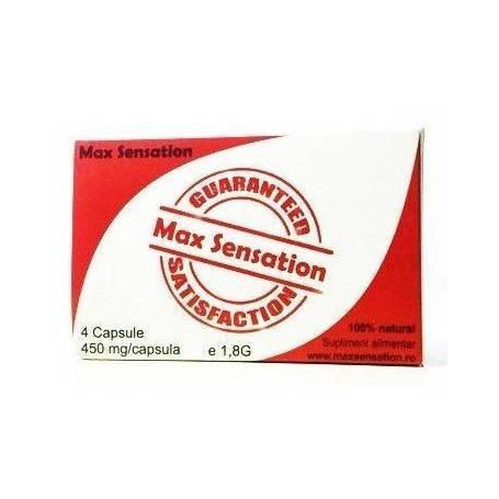 MAX SENSATION 4CPS