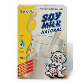 Soy Milk Natural - 400 g