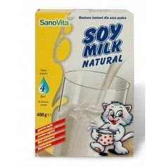 SOY MILK NATURAL 400G