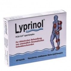 Lyprinol 60cps Pharmalink Extracts